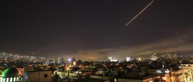 Suriah tembak Jatuh Drone