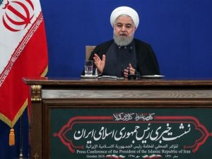 Presiden Iran, Hassan Rouhani, Iran