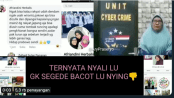 Hate Speech, Ujaran Kebencian, Penggal Jokowi