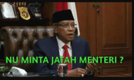 PBNU, Politik, KH Said Aqil Siradj