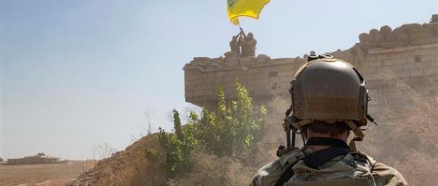 Suriah, Kurdi, Timur Tengah