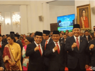Kabinet, Jokowi, Radikalisme