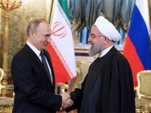 Tanker Iran, Putin, Iran