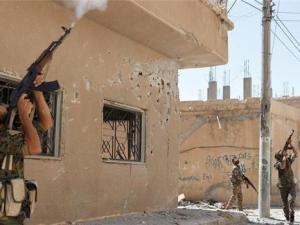 SDF, Turki, Suriah