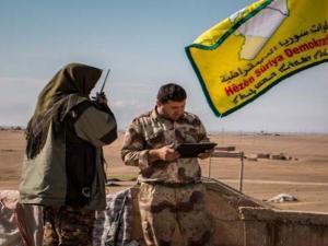 Kurdi, Suriah, Timur Tengah