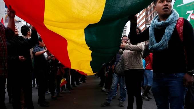 Ditinggal Morales, Pemerintah Baru Bolivia Usir Diplomat Venezuela