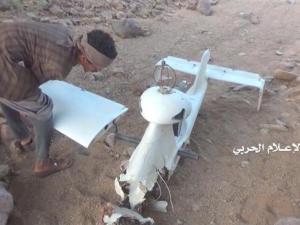 Pasukan Yaman Kembali Tembak Jatuh Drone Saudi di Najran
