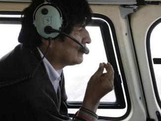Morales Ungkap Detil Upaya Pembunuhan Dirinya, Termasuk Kecelakaan Helikopter