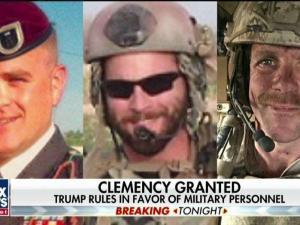 Trump Beri Pengampunan 2 Penjahat Perang AS