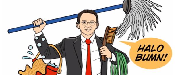 Erizeli Bandaro Jawab Komentar 'Rasis' Rizal Ramli Sebut 'Ahok Kelas Glodok'