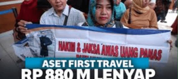 HEBOH! 880 Miliar Aset First Travel Raib