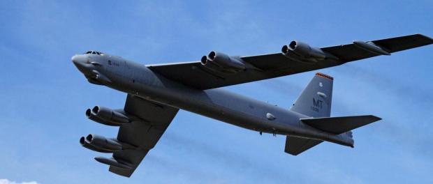 Militer Rusia Nyaris Serang Pembom B-52 AS di Barat Suriah