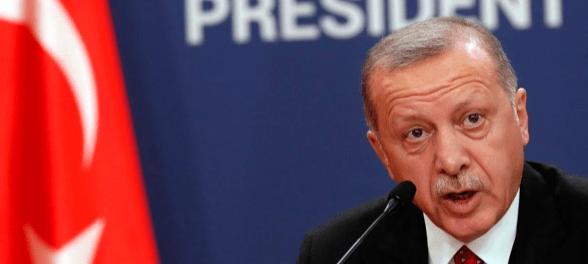 Kurdi, Erdogan, Turki
