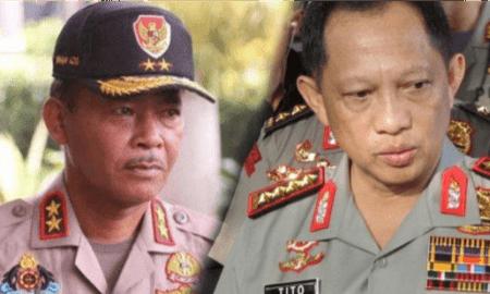 Idham Azis, Kapolri, Jokowi