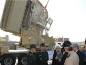 """Iran Sukses Uji Coba Sistem Pertahanan Rudal Baru """"Khordad-5"""" Buatan Dalam Negeri"""
