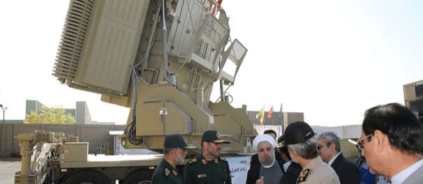 Iran Sukses Uji Coba Sistem Pertahanan Rudal Baru