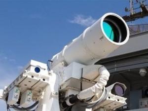 Iran Mulai Produksi Massal Meriam Laser