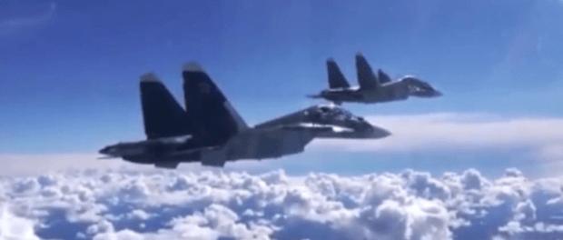 Jet Tempur Rusia, Rusia, Suriah
