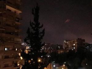 Beberapa Ledakan Terdengar di Bandara Internasional Damaskus