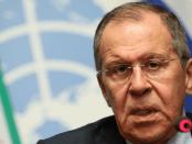 Sergey Lavro, Rusia, Timur Laut Suriah