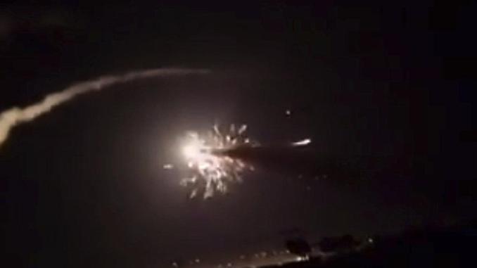 Suriah Cegat Serangan Rudal Israel