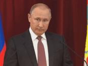 Putin: Operasi Melawan Gerombolan Teroris di Suriah Ujian Serius Militer Rusia