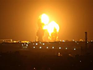 Israel Langgar Gencatan Senjata dan Lancarkan Serangan Baru ke Gaza