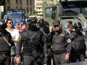 Keamanan Mesir Tangkap 3 Jurnalis di Kairo