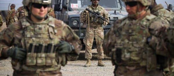 Laporan: AS akan Tarik 4.000 Pasukan dari Afghanistan