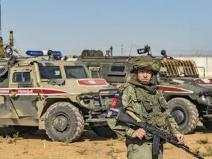 Polisi Militer Rusia Terus Berpatroli di Aleppo dan Raqqa