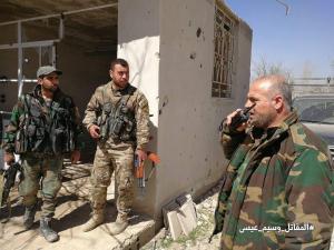 VIDEO: SAA Cegah Konvoi Pasukan AS Lewati Bandara Qamishli di Hasakah