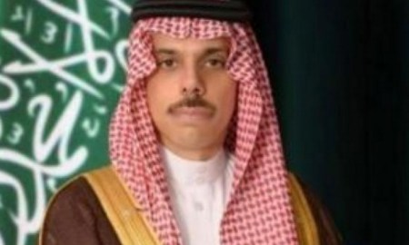 Menlu Baru Arab Saudi Kunjungi Pakistan Ditengah Isu Panas KL Summit