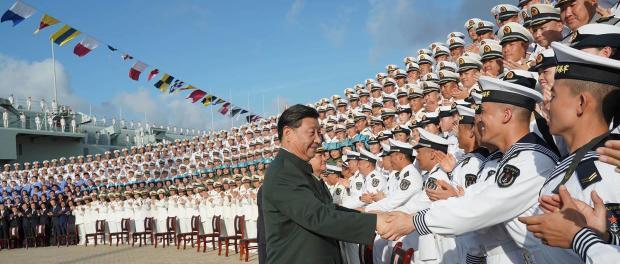 Cina Singkirkan AS dari Penguasa Laut Terkuat di Dunia