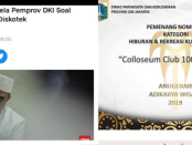 "Yusuf Muhammad: Bela Pemprov DKI, GNPF-Ulama Dukung Tempat ""Maksiat"" dan Coreng Wajah Islam"