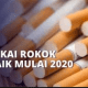 Tok! Per 1 Januari 2020 Harga Rokok Naik 35 Persen