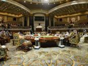 Iran Jawab Tantangan Perang Saudi dan Anggota KTT GCC