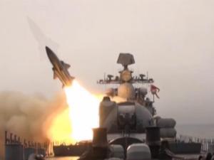 Rusia Kirim Kapal Perang yang Dipersenjatai dengan Rudal Jelajah ke Suriah