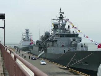 Kapal Perang Turki Hadang Kapal Israel di Mediterania Timur