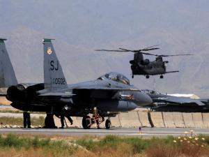Pangkalan Udara AS di Afghanistan Diserang Taliban