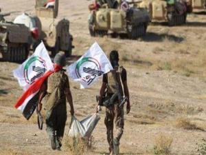 Hashd Al-Shaabi Cegah Serangan ISIS ke Samarra