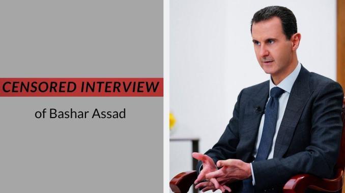 Bashar Assad: Suriah Hancur Karena Ideologi Wahabi Dibiarkan Berkembang