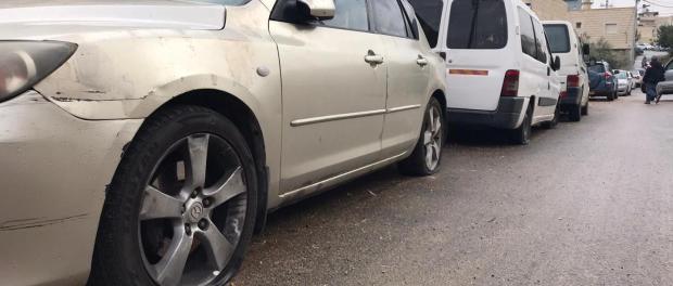Pemukim Ilegal Israel Rusak 160 Mobil Warga Palestina di Yerusalem
