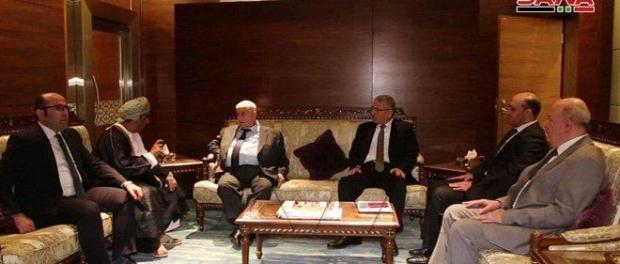 Wakili Bashar Assad, Menlu Suriah Kunjungi Oman sampaikan Belasungkawa