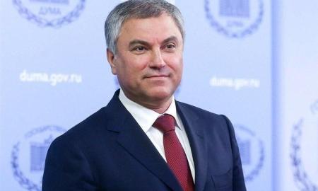 Ketua Duma Negara Rusia akan Kunjungi Iran Bahas Kerjasama antar Parlemen