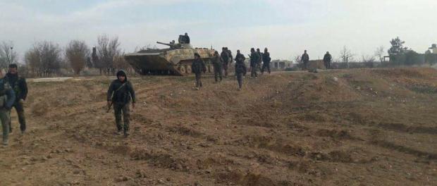 TOP! Tentara Suriah Bebaskan 2 kota di Idlib Segera Bergerak Maju ke Saraqib