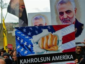 PLIN PLAN! Trump Ganti Alasan Pembunuhan Jenderal Soleimani
