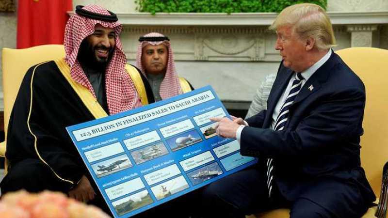 Trump: Arab Saudi Biayai Pasukan AS di Timur Tengah