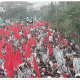 Demo Akbar di Berbagai Kota Pakistan Kutuk Pembunuhan AS atas Soleimani