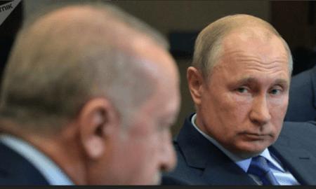 Putin-Erdogan Sepakat Pembunuhan AS atas Soleimani adalah Ilegal