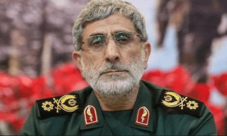 Ayatullah Ali Khamanei Tunjuk Ismael Qa'ani Pengganti Qassem Soleimani